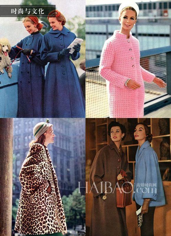 2013秋冬女装秀场上看到了更多经典冬季大衣款式的重现.而高清图片