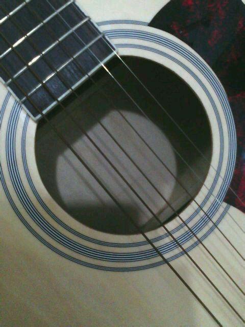 喜欢,想学指弹的可以进来看看,仅限入门或者初阶指弹 吉他高清图片