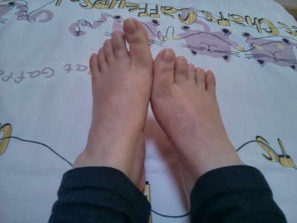 美女都是希腊脚?