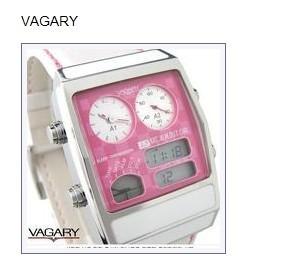 童颜美女》戴的粉色手表