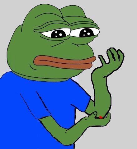 今天要大青蛙表情包的那个盆友图片