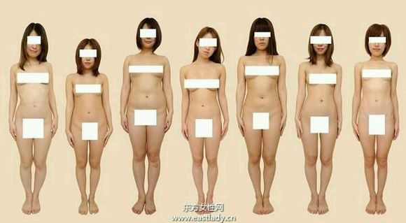 日本女性罩杯普遍超过c罩杯~百分之四十更达到d罩杯