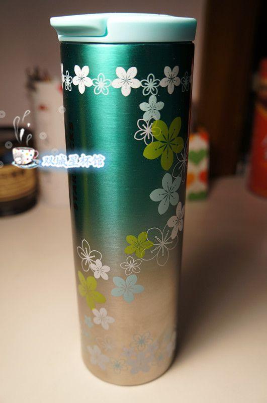 台湾的桐花系列杯子,4月份上的图片