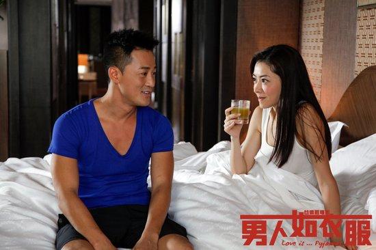 【charray】【电影】★林峰新电影男人如衣服图片