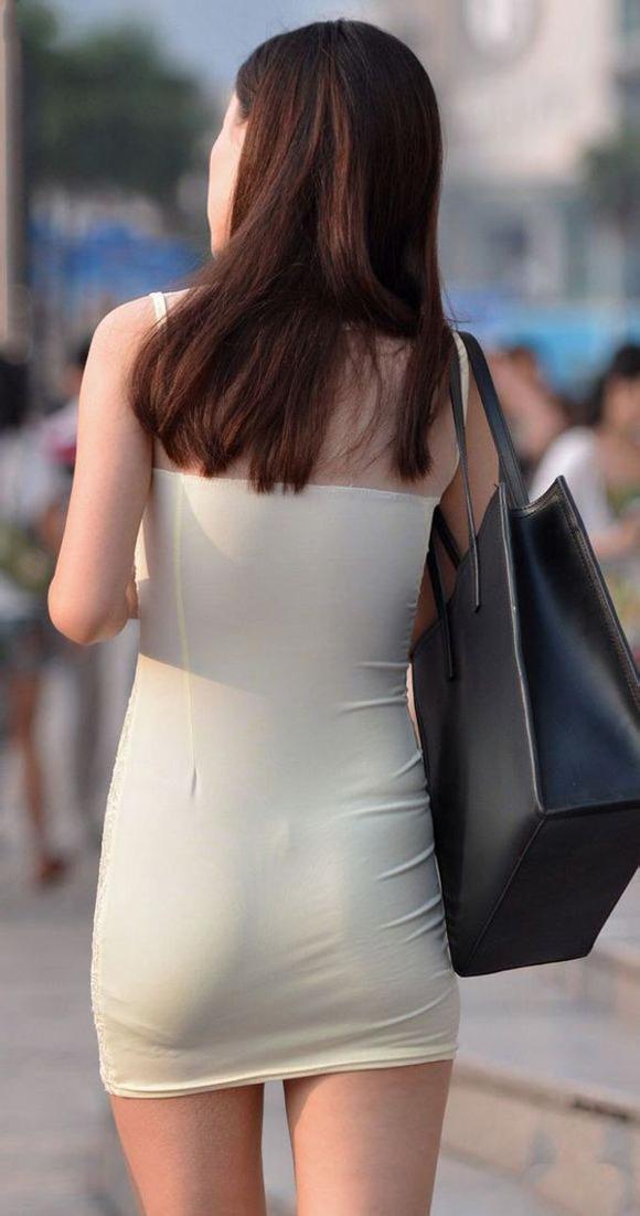 有没有一样喜欢紧身包臀裙的