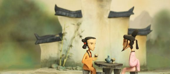 【微电影】中国风定格动画系列图片