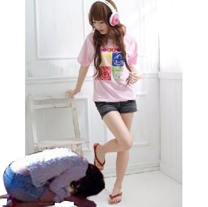 喜欢做日本漂亮女生的奴隶