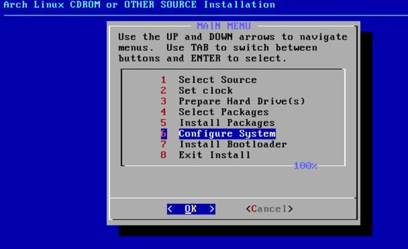 64版archlinuxcd