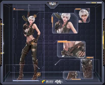 逆战9月8日将开启不限号测试,在逆战不限号测试期间里游戏高清图片