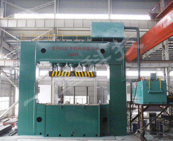液压机-江苏地区最大的生产图片
