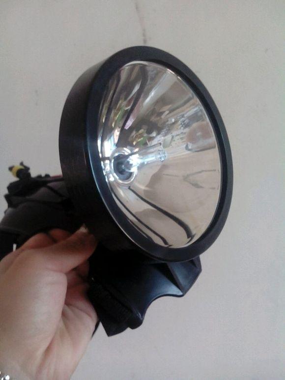 狼牙狩猎疝气灯,锂电池出售图片