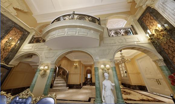 融创伊顿庄园-欧式风格-别墅图片