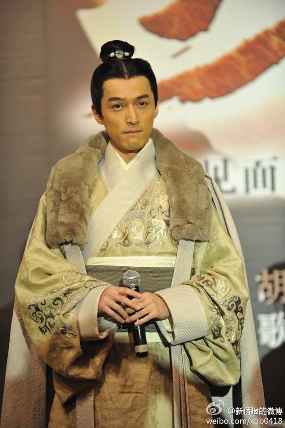 【科普】中国古代男子发型图片