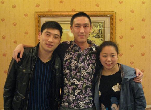 710722321_回复:小黄飞和崔野的照片,给喜欢他俩的朋友们 ...