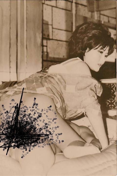 抗战时期缴获的日本慰安妇真实照片公开非黄经过ps