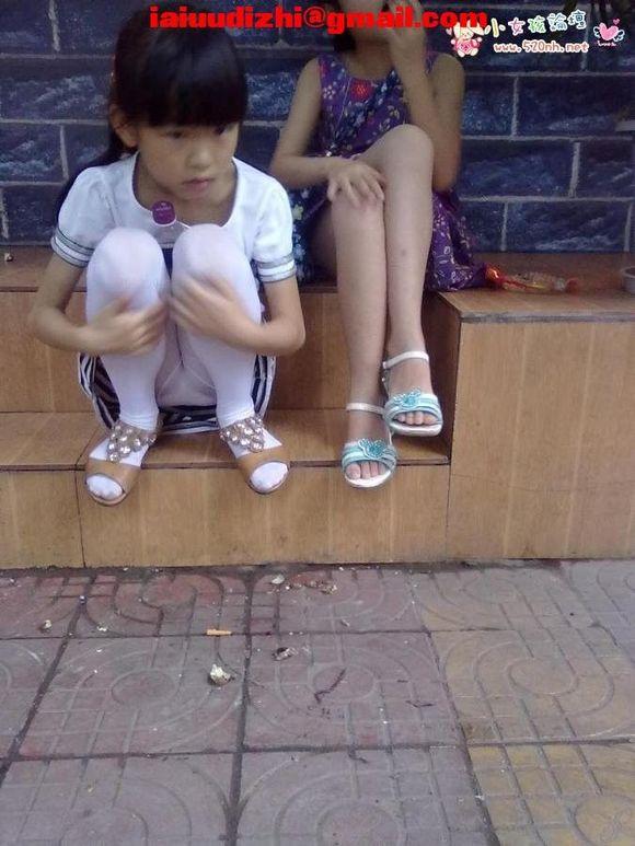 小女孩白袜吧