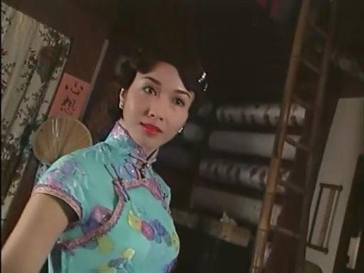 电视剧中的美丽旗袍