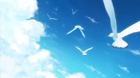 小时候那只能抬头仰望的天空,我以为它已经来到我伸手可