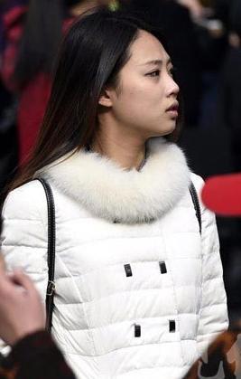 南京艺术学院艺考现场美女如云