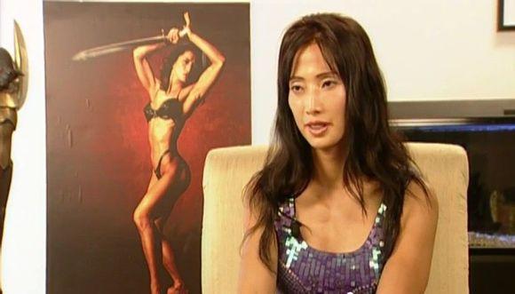 【|美人】【截图】西协美智子访问影片