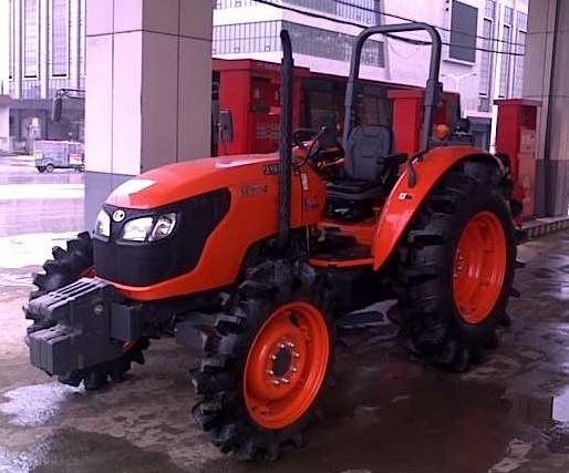 请教久保田704拖拉机配多大的旋耕机 拖拉机吧 百度贴吧 高清图片