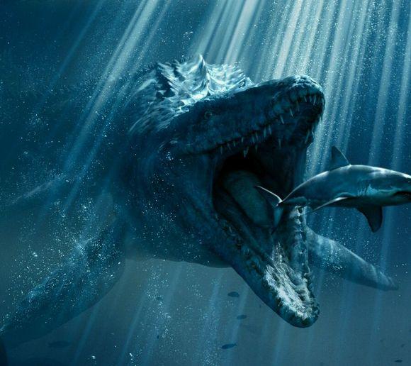 界最后恐龙大战霸王龙和暴虐霸王龙地底谁更强