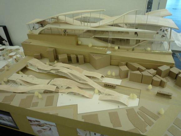 日本建筑学学生毕业设计