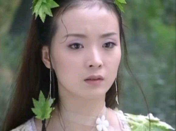 盘点古装电视剧中没有刘海的真美女
