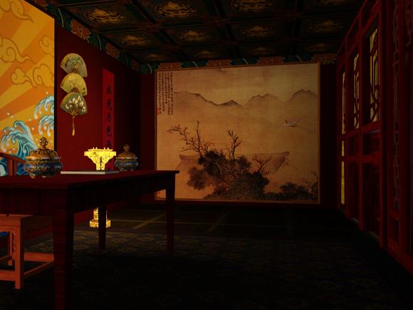 【m3房屋】古代宫殿图片