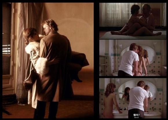 当艺术碰撞激情 欧美电影中的大尺度床戏