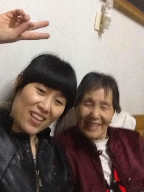 我奶奶死了 求祝福