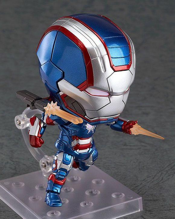 萌物 粘土 钢铁侠3 钢铁爱国者 官图 6p 模型玩具吧 百度高清图片