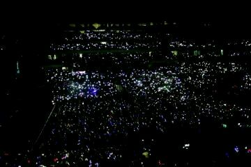 林俊杰2015年武汉演唱会图片