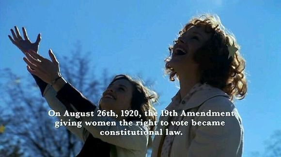 男女平等入宪 美国还需要多久?