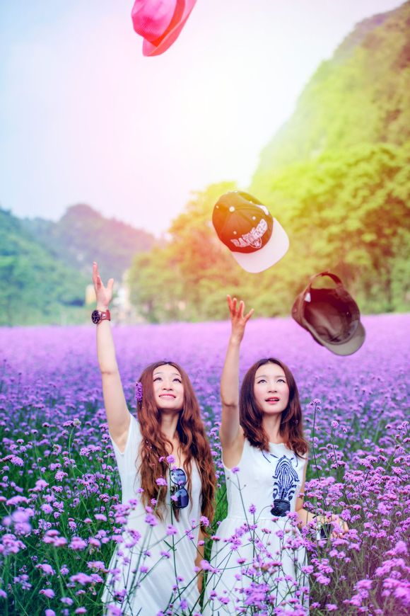 贵州荔波美景+美女 - 远山近树 - 远山近树的博客