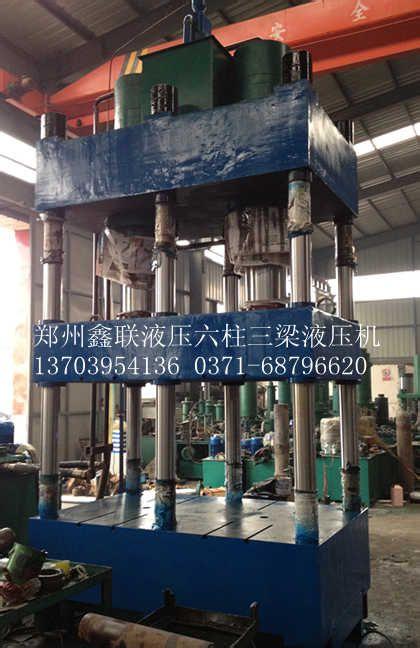 六柱液压机产品-汽车配件行业应用图片