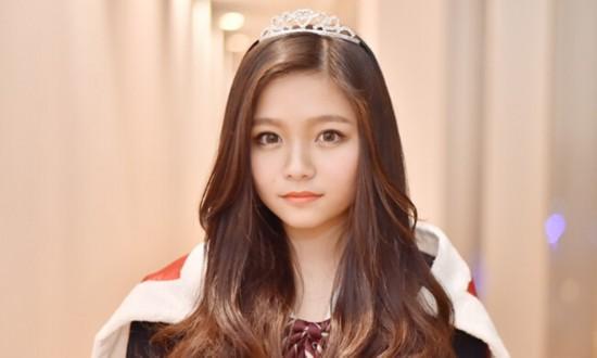 关西美少女当选日本最可爱女高中生