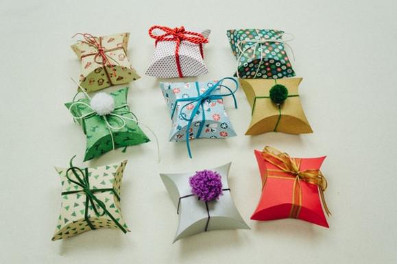自制创意礼物包装盒!图片