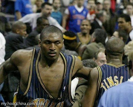 盘点那些有黑帮背景的NBA球星图片