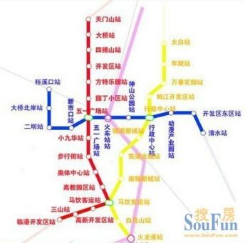 芜湖地铁紧急规划中 继合肥地铁后,省内城市第二在建地铁 附芜 安徽吧图片