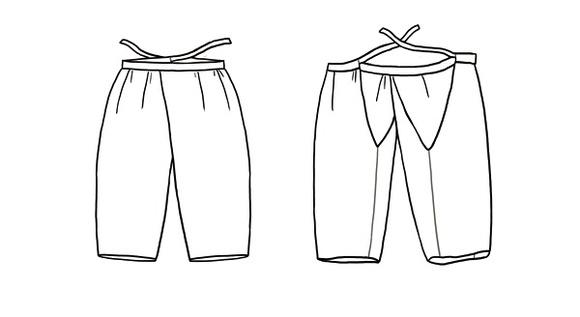 【扬眉剑舞】回到唐朝需要准备几件衣服?(一)男图片