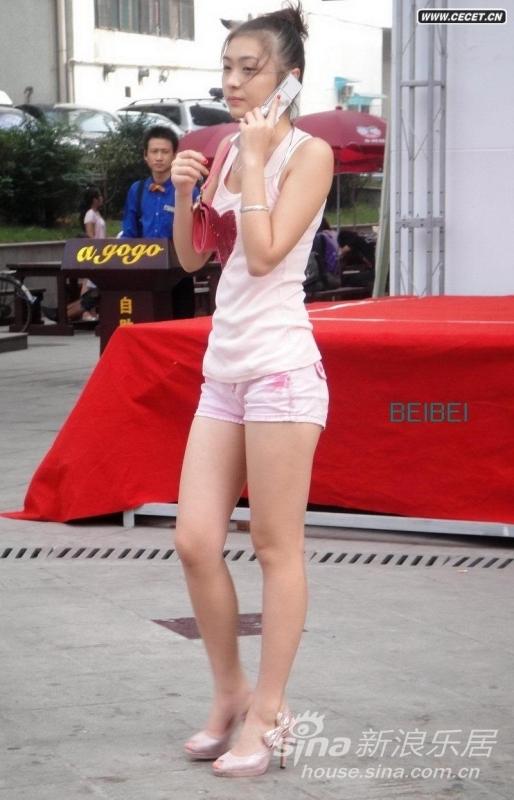 中国最出美女的十大城市排名!