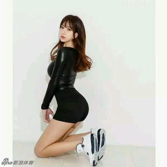 韩国美女体育老师 漂亮妹子吧