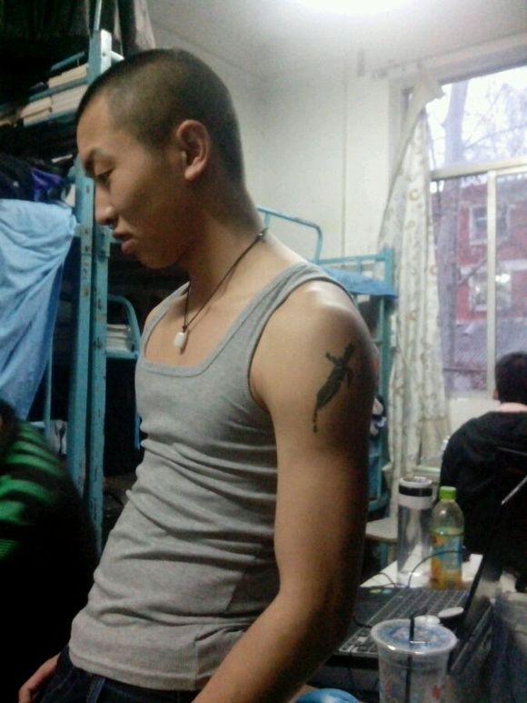 有纹身能参军吗?图片