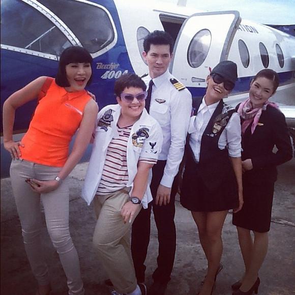 801 昨晚在泰国机场偶遇KEN,真人超帅超温柔 泰国明星ken吧图片