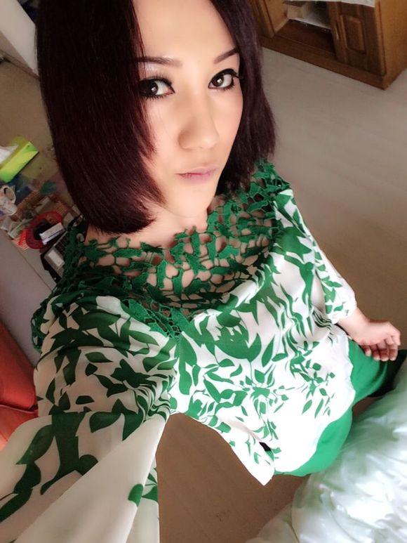 北京ts叶子美女性感来袭
