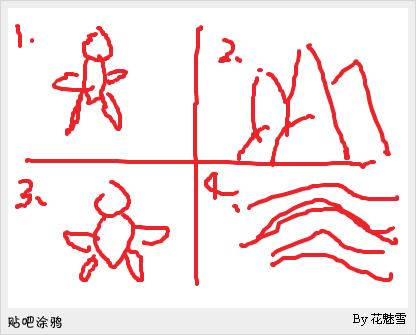 我们来玩你画我猜吧,都四字成语怎么样图片