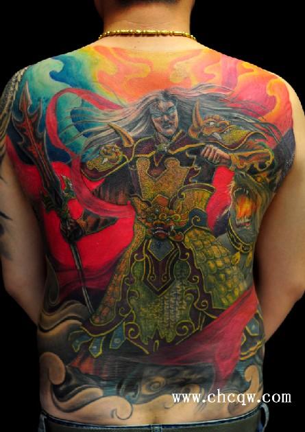 地藏王 菩萨纹身手稿图2图片