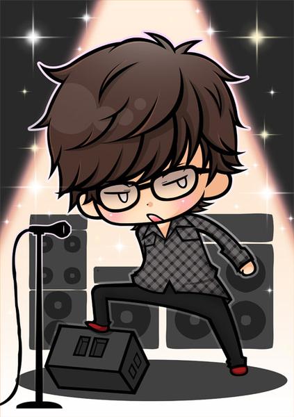 震撼贴图!来自日本pixiv网站的会画画的sugarfan!