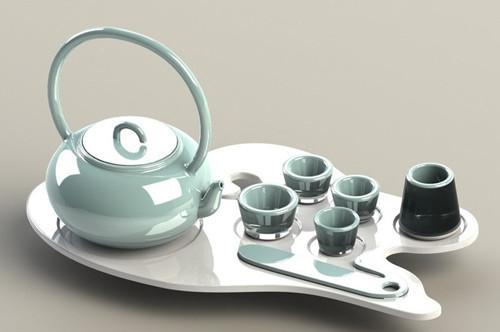 推动了中国茶文化向外扩展图片